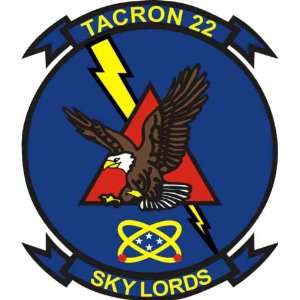 US Navy Tacron 22 Sky Lords Squadron Decal Sticker 3.8 6