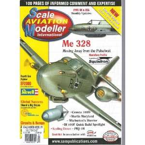 Scale Aviation Modeller International Magazine (Volume 16