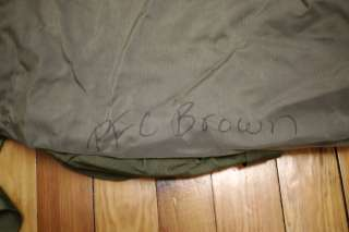 US Army Military Issued Heavy Duty Waterproof Nylon Duffle Bag