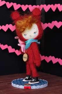 Camille IV ~MforMonkey OOAK handmade Doll