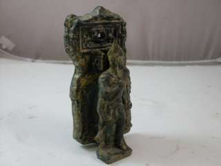 Cast Iron Guard Soldier Patriot War Hero Door Knocker