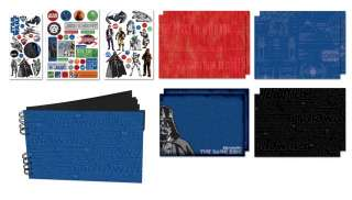 Creative Imaginations~STAR WARS Mini Book~Scrapbook Kit