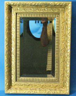 Fabulous Fully Restored Antique Gold Gilt Mirror c.1880