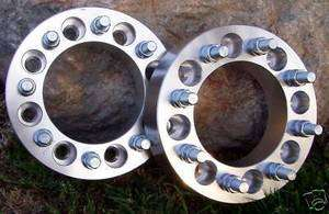 2012 Dodge dually 2 wheel spacers adapters 3500 [8X6.5]