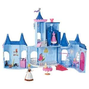 Disney Princess Cinderella Royal Celebration Castle Toys