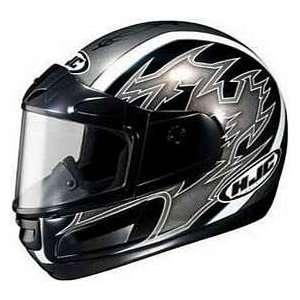 CELSIUS SNOW MC5 SILVER MOTORCYCLE Full Face Helmet