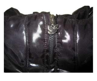 Dream Out Loud Girl Junior Black Purple Coat Jackets by Selena Gomez