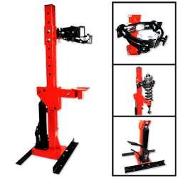 Tons Strut Coil Spring Compressor Unit Auto Tool Adjustable Foot