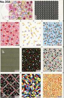 3X LARGE SHEET 220 NAIL IMAGES IN 1 NAIL ART TATTOOS STICKER WATER