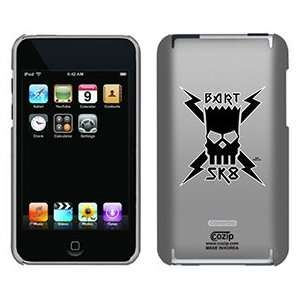 Sk8 Bart from The Simpsons on iPod Touch 2G 3G CoZip Case