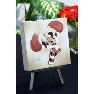 Minnie Mouse Go Team Minnie Mouse Disney Fine Art Mini