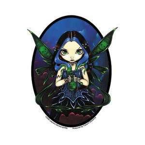 NEPENTHE POTION GOTHIC FAIRY CAR DECAL STICKER: Automotive