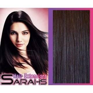 Off Black (1b). Full Head. Clip in Human Hair Extensions. High quality