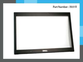 New Dell Latitude E6500 LCD Screen Front Trim Bezel P/N X931R ~