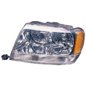 99 04 crystal clear (bright background) Left, Driver Side Automotive