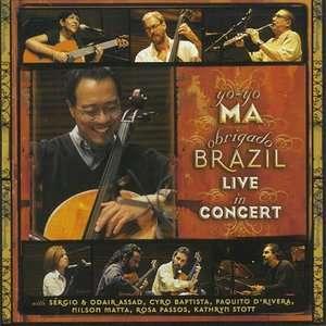 Obrigado Brazil Live In Concert (Includes DVD), Yo Yo Ma Classical