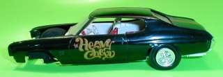 Chevy Chevelle Annual Screw Bottom Original SS 454 72 Model Parts Car