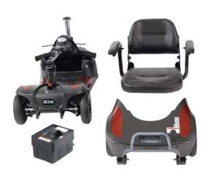 Drive Medical phoenix 3 Wheel Compact power Scooter