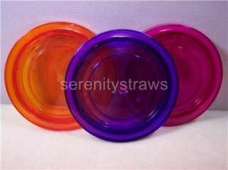 Your 16/20 oz. & 24 oz. Acrylic Tumblers, Caps. Lids, Covers