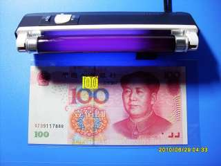 Best Portable Handheld UV LED Light Torch Lamp Counterfeit currency