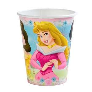 Party Supplies   Disney Princess Fairy Tale Friends 9oz