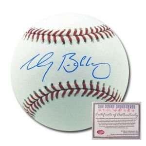 Clay Buchholz Boston Red Sox Hand Signed Rawlings MLB
