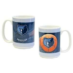 Memphis Grizzlies Coffee Mug Sports & Outdoors