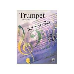 Note Spellers   Trumpet Musical Instruments