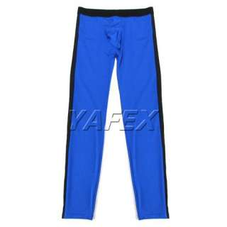 smooth thermal Underwear Long John pants Leggings S~L 3Color