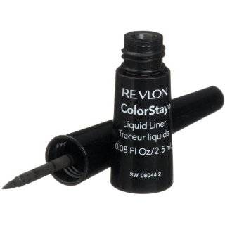 Revlon ColorStay Liquid Liner, Blackest Black 251, 0.08 Ounce (2.5 ml)