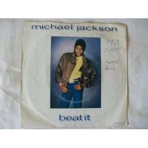 MICHAEL JACKSON / BEAT IT MICHAEL JACKSON Music