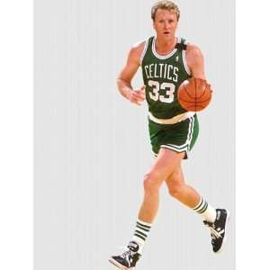 Wallpaper Fathead Fathead NBA Players & Logos Larry Bird