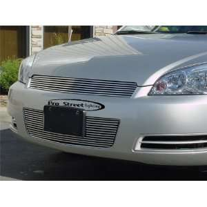 06 07 CHEVY IMPALA POLISHED ALUMINUM BILLET GRILLE COMBO