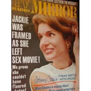 TV Radio Mirror Magazine (January, 1969): staff: Books
