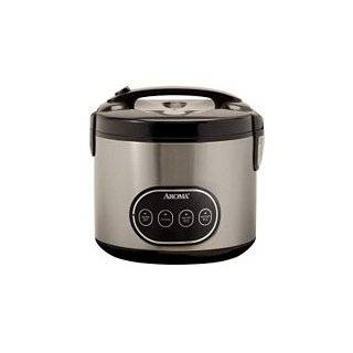 Aroma ARC 998 16 Cup (Cooked) Digital Rice Cooker & Food Steamer