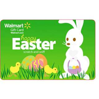 Easter Bunny Gift Card Gift Cards