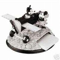 Plane Crazy Desk accessory Disney Mickey Mouse Minnie