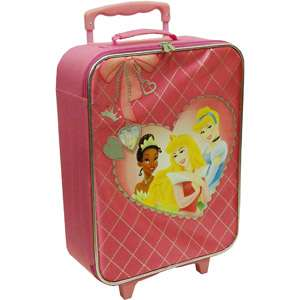 Disney Princess Locket Pilot Case Luggage