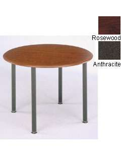 Mayline Conclave 42 inch Round Conference Table
