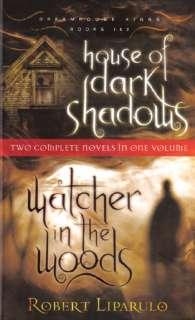 NEW Hardcover House of Dark Shadows + Watcher in the Woods   Robert