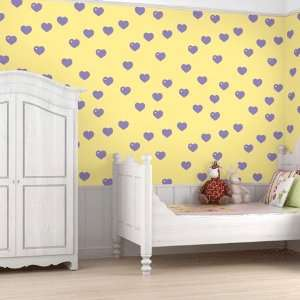 Hearts Wallpaper by Wallcandy: Home Improvement