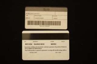 Authentic PRADA Nero Daino Black Calfskin Leather Satchel Purse Orig