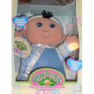 My First CPK Cabbage Patch Kid   BOY: Toys & Games