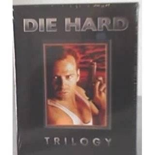 Hard / Trilogy [VHS] Bruce Willis, Alan Rickman, Jeremy Irons, Samuel