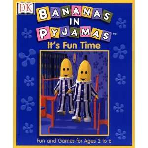 Bananas in Pajamas CD ROM (mac/win) (9780789442024) Books