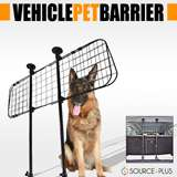 Pet Dog Barrier Fence Car SUV Wagon Van Cat Animal Bar Premium Front