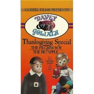 Davey & Goliath Thanksgiving Special (VHS)