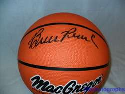 BRUCE PEARL SIGNED AUTOGRAPHED BASKETBALL TENNESSEE VOLUNTEERS VOLS