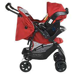 Buy Graco Mirage Travel System Chilli Red from our Travel Systems