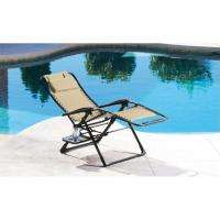 Oversized Anti Gravity Suspension Lounger   Beige Member Reviews   Sam